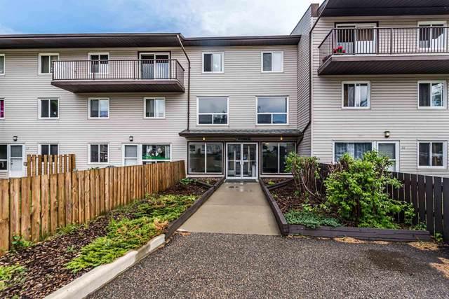 122 237 Woodvale Road W, Edmonton, AB T6L 1E5 (#E4248636) :: The Foundry Real Estate Company