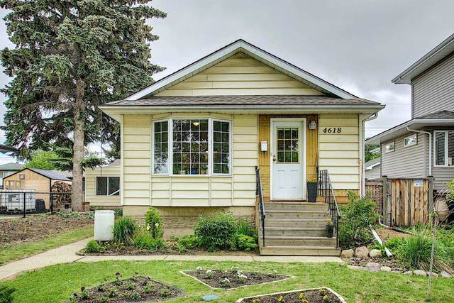 4618 114 Avenue, Edmonton, AB T5W 0T5 (#E4248658) :: The Good Real Estate Company