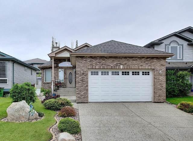 15420 47 Street, Edmonton, AB T5Y 3L6 (#E4248690) :: The Good Real Estate Company