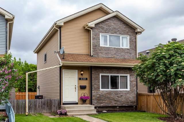 110 Kirkwood Way, Edmonton, AB T6L 5P5 (#E4248692) :: Initia Real Estate