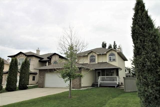 10715 6 Avenue, Edmonton, AB T6W 1G3 (#E4248708) :: The Foundry Real Estate Company