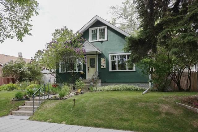 11338 66 Street, Edmonton, AB T5B 1H6 (#E4248710) :: The Good Real Estate Company