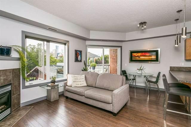 312 9750 94 Street, Edmonton, AB T6C 2E3 (#E4248717) :: The Good Real Estate Company