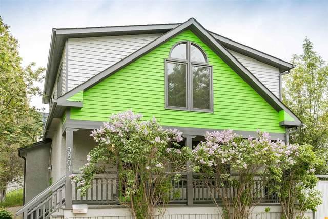 9801 93A Avenue, Edmonton, AB T6E 2W4 (#E4248720) :: The Good Real Estate Company