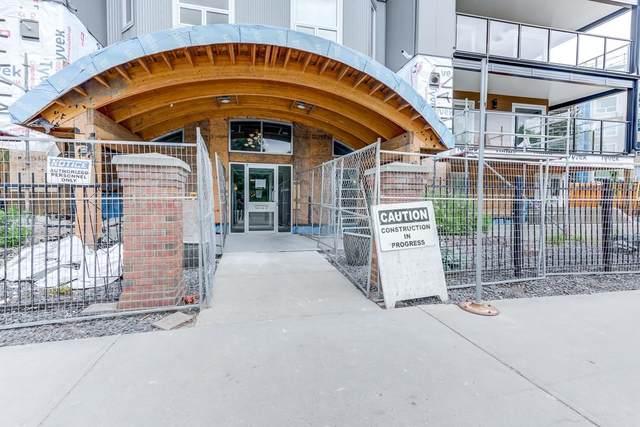 104 7905 96 Street, Edmonton, AB T6C 4R3 (#E4248733) :: Initia Real Estate