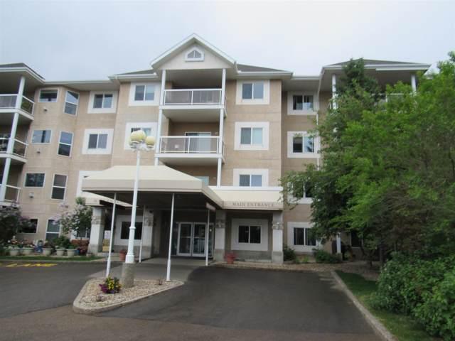 317 10511 42 Avenue, Edmonton, AB T6J 7G8 (#E4248739) :: The Foundry Real Estate Company