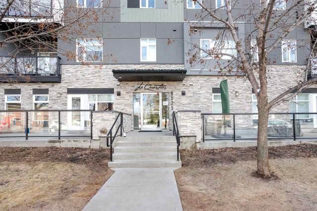 106 8525 91 Street, Edmonton, AB T6C 3N1 (#E4248771) :: The Foundry Real Estate Company