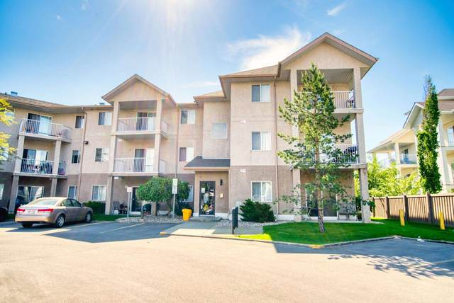 130 16221 95 Street, Edmonton, AB T5Z 3V3 (#E4248810) :: Initia Real Estate
