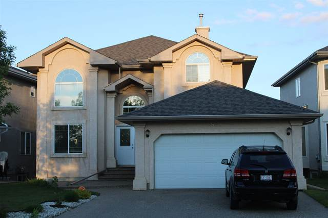 539 Hudson Road NW, Edmonton, AB T6V 1W5 (#E4248812) :: Müve Team | RE/MAX Elite