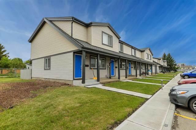 36 18010 98 Avenue, Edmonton, AB T5T 3H6 (#E4248841) :: The Foundry Real Estate Company
