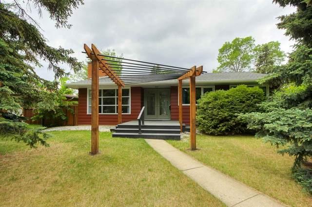 7306 118A Street, Edmonton, AB T6G 1V2 (#E4248860) :: The Good Real Estate Company