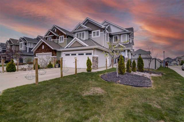 7804 19 Avenue, Edmonton, AB T6X 1W1 (#E4248870) :: Initia Real Estate