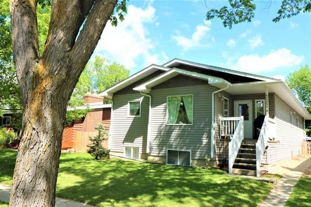5223 44 Street, Camrose, AB T4V 1C8 (#E4248880) :: The Foundry Real Estate Company