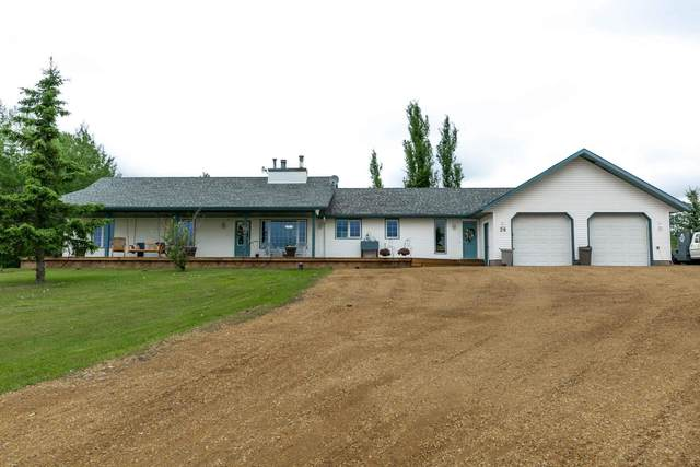 26 52318 RGE RD 213, Rural Strathcona County, AB T8G 1C3 (#E4248912) :: Initia Real Estate