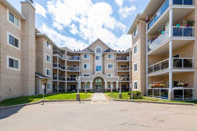 120 17459 98A Avenue, Edmonton, AB T5T 6H8 (#E4248915) :: The Good Real Estate Company
