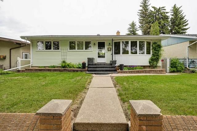 12033 39 Street, Edmonton, AB T5W 2J7 (#E4248928) :: Initia Real Estate