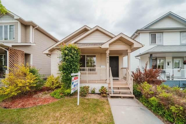 5895 Sutter Place, Edmonton, AB T6R 3R1 (#E4248930) :: The Good Real Estate Company