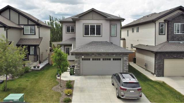 2120 68 Street, Edmonton, AB T6X 0S7 (#E4248938) :: Initia Real Estate