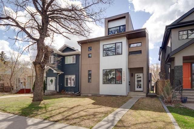 10939 80 Avenue, Edmonton, AB T6G 0P9 (#E4248952) :: The Good Real Estate Company