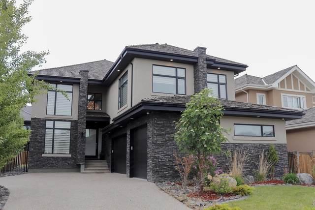 4406 Westcliff Close, Edmonton, AB T6W 2L2 (#E4248965) :: The Good Real Estate Company