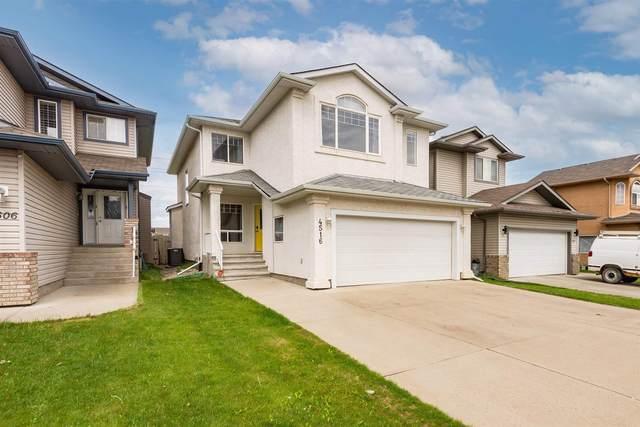 4516 164A Avenue, Edmonton, AB T5T 0C7 (#E4248972) :: The Good Real Estate Company