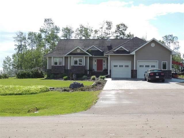 1610 Horseshoe Bay Estates, Cold Lake, AB T9M 1G9 (#E4248973) :: Müve Team   RE/MAX Elite