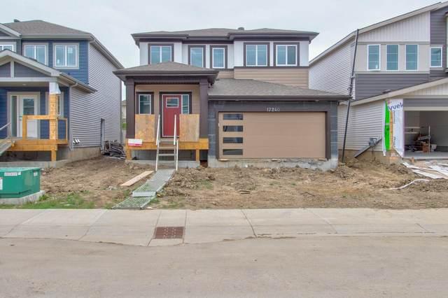 17240 9 Avenue SW, Edmonton, AB T6W 3V4 (#E4248979) :: The Good Real Estate Company