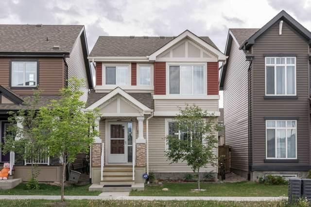 229 Cy Becker Boulevard, Edmonton, AB T5Y 3R8 (#E4249023) :: The Good Real Estate Company