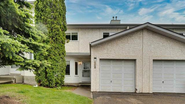 22 3520 60 Street NW, Edmonton, AB T6L 6H5 (#E4249028) :: The Foundry Real Estate Company