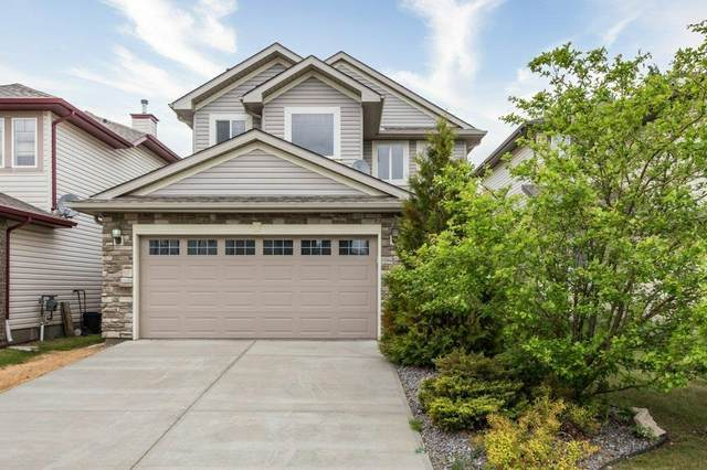 7420 Singer Landing, Edmonton, AB T6R 3S2 (#E4249041) :: The Good Real Estate Company