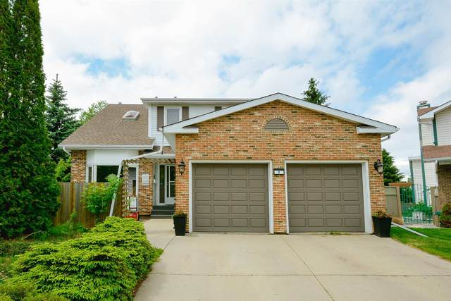 9 Waterford Place, St. Albert, AB T8N 3P9 (#E4249053) :: Initia Real Estate