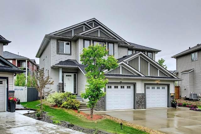 4099 Alexander Way, Edmonton, AB T6W 2C7 (#E4249067) :: The Good Real Estate Company