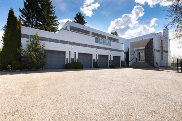 4945 Ada Boulevard, Edmonton, AB T5W 4M9 (#E4249085) :: The Good Real Estate Company