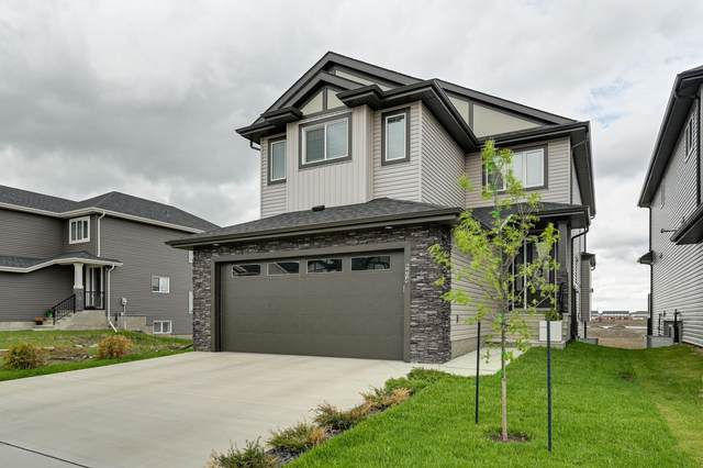 6604 39 Avenue, Beaumont, AB T4X 2C5 (#E4249091) :: Initia Real Estate