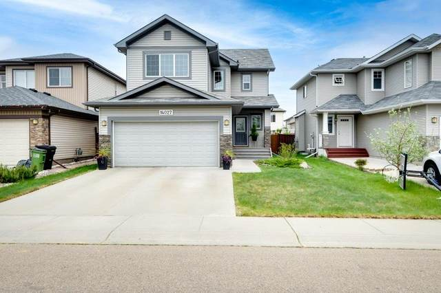 14027 38 Street, Edmonton, AB T5Y 0E3 (#E4249103) :: The Good Real Estate Company