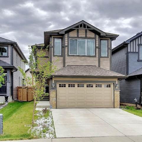 5405 Allbright Square, Edmonton, AB T6W 3H6 (#E4249104) :: The Good Real Estate Company