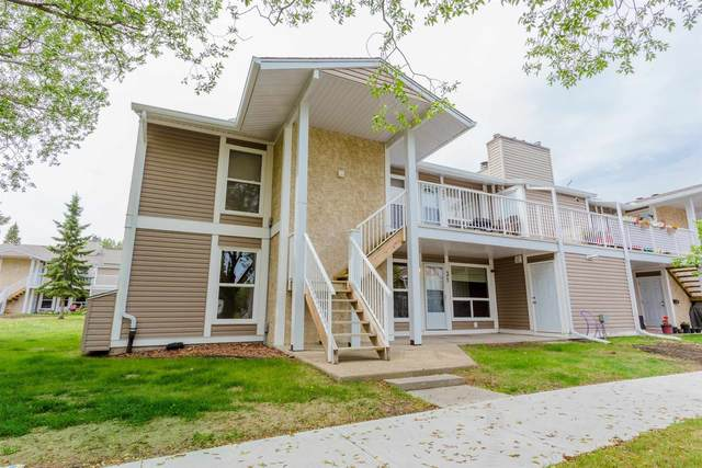 31 2204 118 Street NW, Edmonton, AB T6J 5K2 (#E4249147) :: The Foundry Real Estate Company