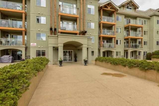 427 278 Suder Greens Drive, Edmonton, AB T5T 6V6 (#E4249170) :: The Good Real Estate Company