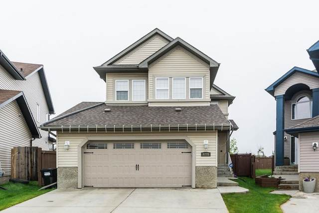4228 157 Avenue, Edmonton, AB T5Y 0C9 (#E4249176) :: The Good Real Estate Company