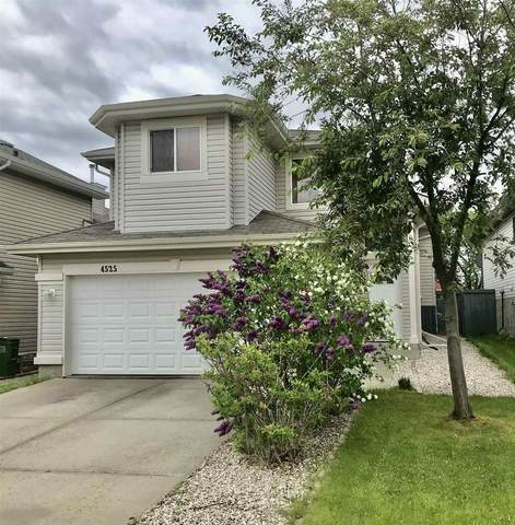 4525 154 Avenue, Edmonton, AB T5Y 3H3 (#E4249203) :: The Good Real Estate Company