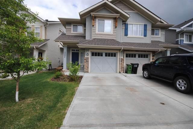 2425 Cassidy Way, Edmonton, AB T6W 3E2 (#E4249237) :: Initia Real Estate