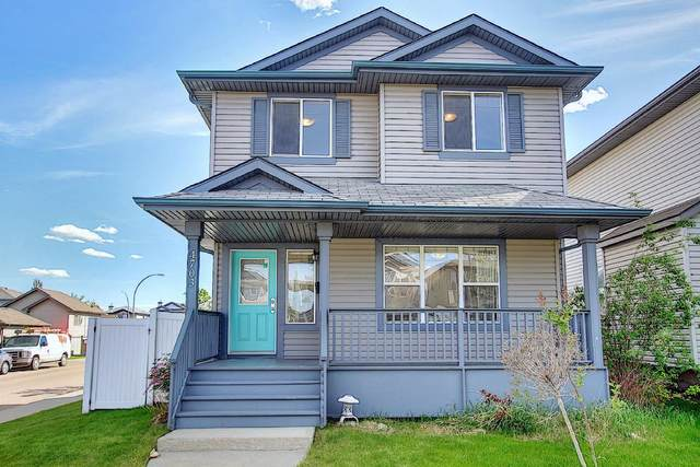 4703 160 Avenue, Edmonton, AB T5Y 3M1 (#E4249240) :: The Good Real Estate Company