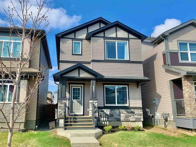 863 Cy Becker Drive, Edmonton, AB T5Y 3P3 (#E4249247) :: The Good Real Estate Company