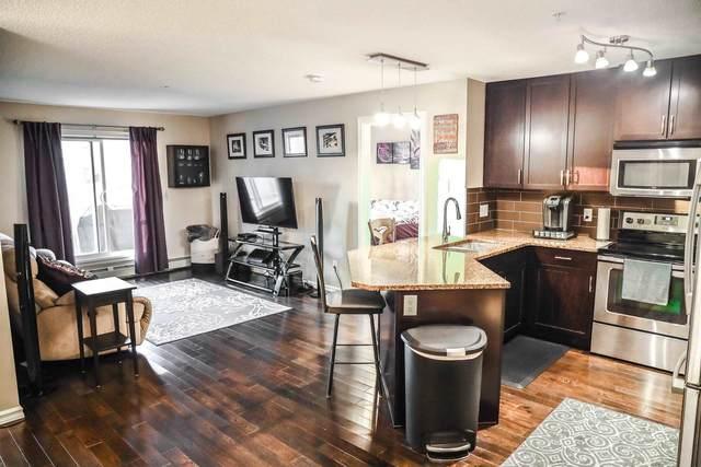 208 2204 44 Avenue, Edmonton, AB T6T 0G5 (#E4249254) :: The Foundry Real Estate Company