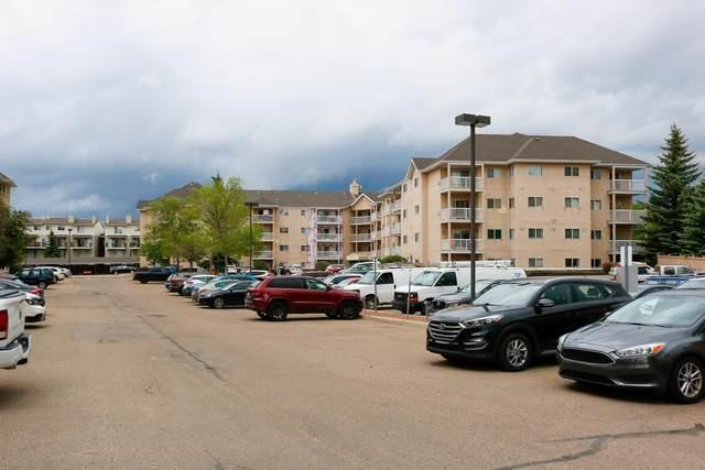 307 4220 139 Avenue, Edmonton, AB T5Y 2Y2 (#E4249260) :: Initia Real Estate