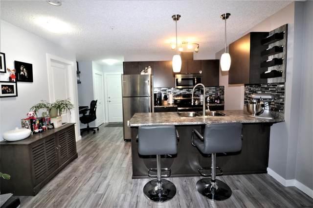 115 340 Windermere Road, Edmonton, AB T6W 2P2 (#E4249270) :: The Good Real Estate Company