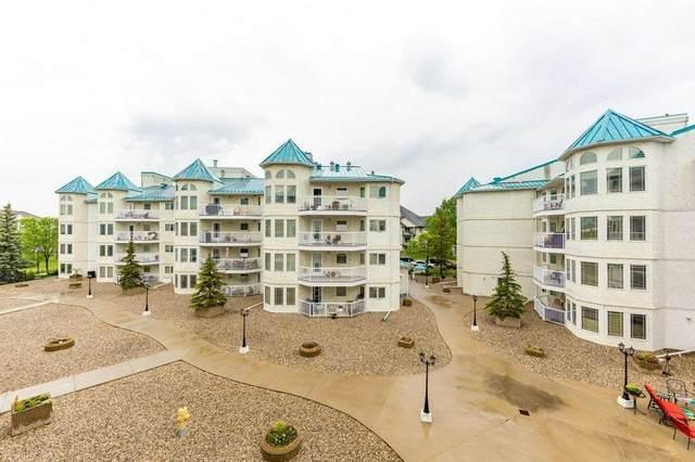 306 5212 25 Avenue, Edmonton, AB T6L 6R7 (#E4249275) :: The Foundry Real Estate Company