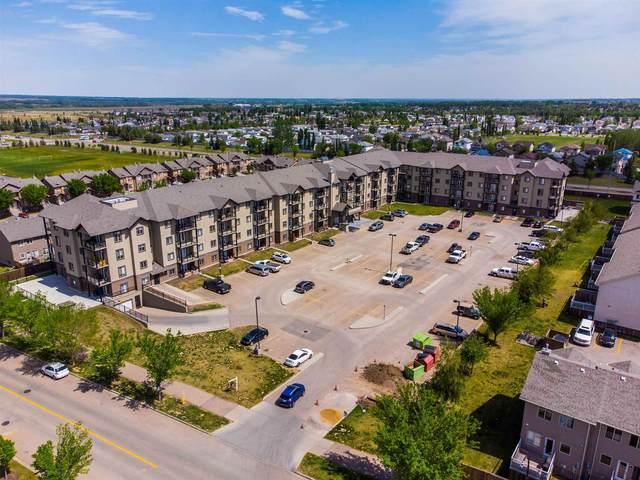 214 300 Spruce Ridge Rd, Spruce Grove, AB T7X 0H6 (#E4249316) :: The Good Real Estate Company
