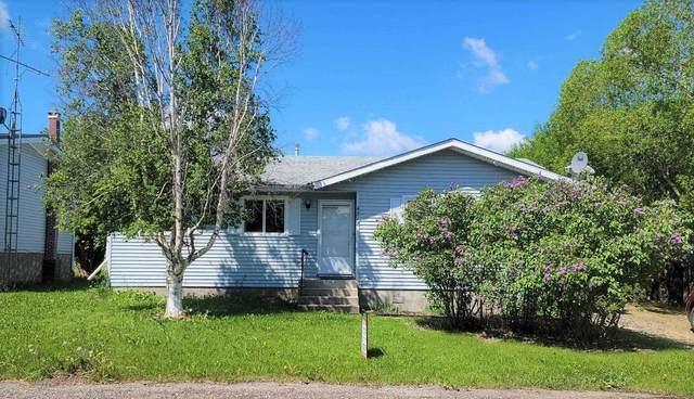 4818 49 Street, Glendon, AB T0A 1P0 (#E4249317) :: The Foundry Real Estate Company