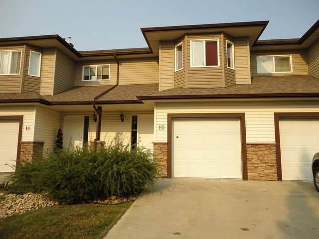 10-171 Brintnell Boulevard, Edmonton, AB T5Y 0C6 (#E4249329) :: The Good Real Estate Company